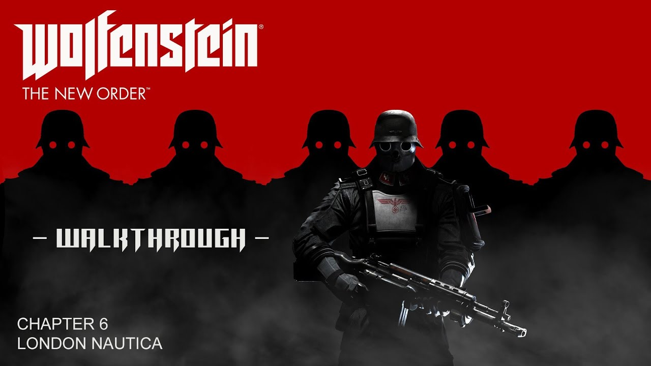 Wolfenstein The New Order Cheats