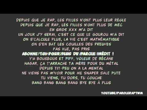 Niska   Freestyle #CharoLife (Lyrics/paroles)