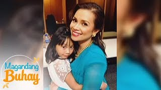 Magandang Buhay: Lea Salonga as a mother