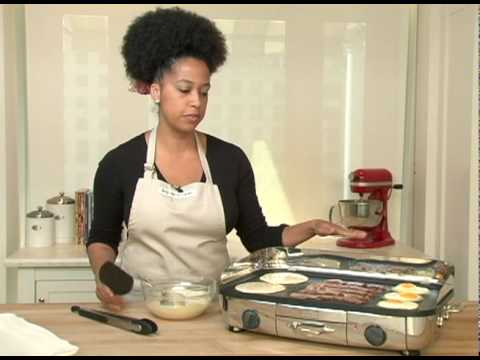 How to use the All-Clad Electric Griddle | Williams-Sonoma