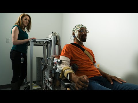 Download Rice robotics team collaborates to help stroke victims with experimental therapy