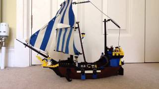 Lego pirate Caribbean clipper