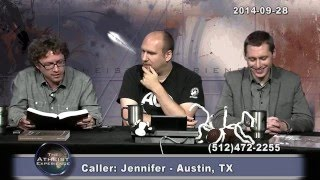 Atheist Experience #885: Special Guests Richard Carrier and Chris Johnson