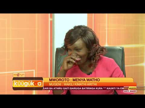 LIVE INTERVIEW WITH LAWYER KIMATHI ARITHI ON HUMAN RIGHTS