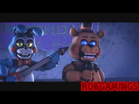 FNAF Back again by groundbreaking (collab) (Mở phụ đề CC vietsub)
