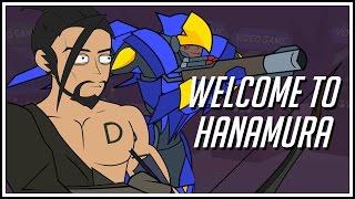 Willkommen zu Hanamura: Ein Overwatch Cartoon