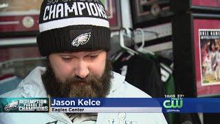 Jason Kelce On Epic Speech: 'I Didn't Write Anything Down'
