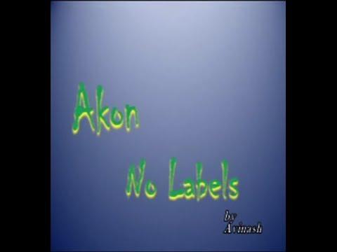 Akon   No Labels Lyrics