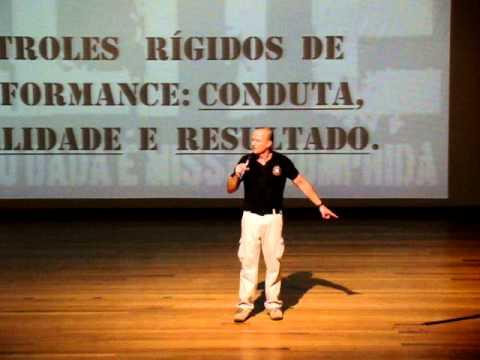Palestra Motivacional Paulo Storani Tropa De Elite Ex Comandande Do Bope
