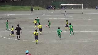#75 瀬谷FC 0-2 駒林SC (第50回 横浜国際チビッ子サッカー大会)