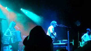 Bright Eyes - Let's Not Shit Ourselves (To Love and to Be Loved) @ Hollywood Forever Cemetery