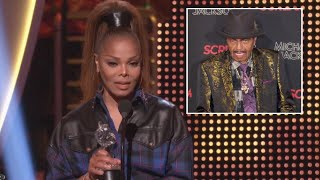 Janet Jackson Pays Tribute to Ailing Father at Radio Disney Awards