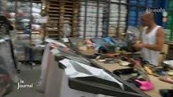 Recyclage à Couëron : Redonner vie au textile (Vendée)