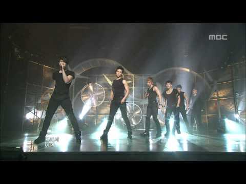 2PM - Without U, 투피엠 - 위드아웃 유, Music Core 20100501