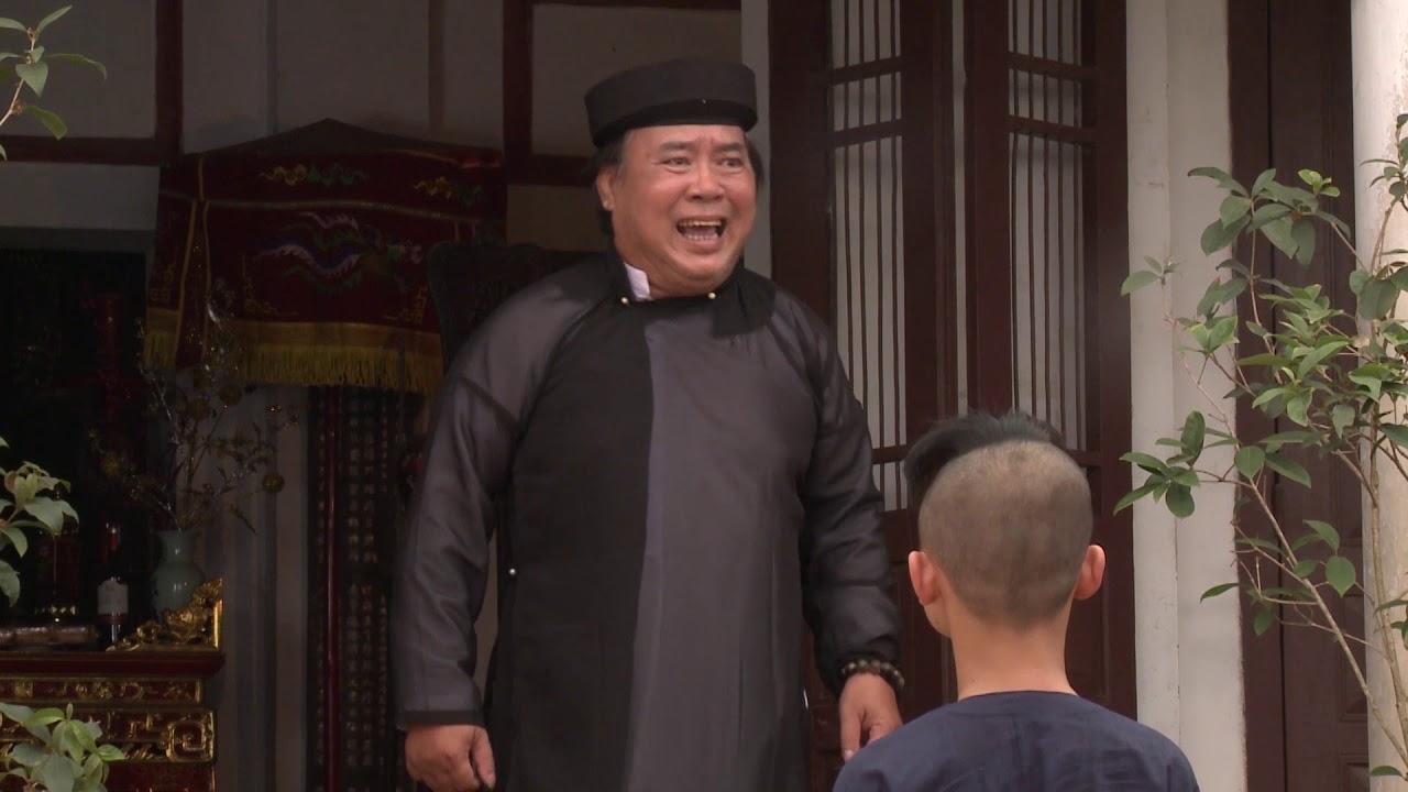 Full Phim Hài Dân Gian Mới Nhất - Thầy đồ dậy học - Tập 03 - Luân Chuyển | Bùi Bài Bình, Thanh Tú