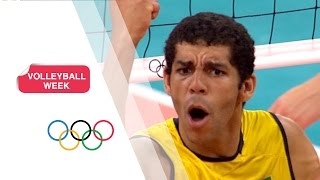 Watch The Volleyball Gold Medal Matches From London 2012
