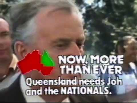 Qld State Election 1983 National Party TVC