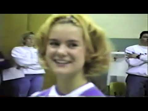 Jim Hill Middle School 8th grade video 1997-1998 converted to 4K