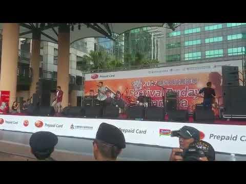Ada Band Live Taiwan, 20 Agustus 2017