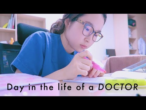 Day in the Life of a DOCTOR (Internship Vlog): Plastic Surgery, Day off, New Start l twinklinglena