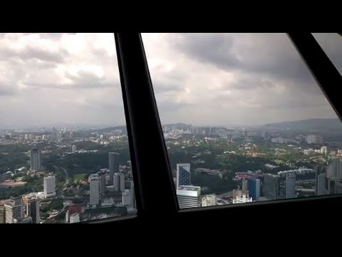 View from KL Tower 1080p