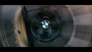 BMW Performance Motors-ฝาครอบดุมล้อแบบตายตัวของ BMW