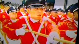 Panama  desfiles patrios Nov 3 2011- Cuerpo de Bomberos de Panama - Parte 1