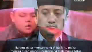 Indonesian children Best Quran Recitation 1