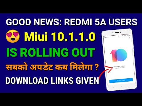 redmi-5a-miui-10.1.1.0-china-stable-update-is-rolling-out-|-redmi-5a-miui-10-stable-update-details