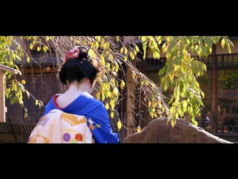 Geisha & Maiko at Kanikakunisai - Gion, Japan