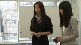 女優養成プロジェクト【AI】 http://acin.jp/ 1期生 笠原有紀「転校生の...
