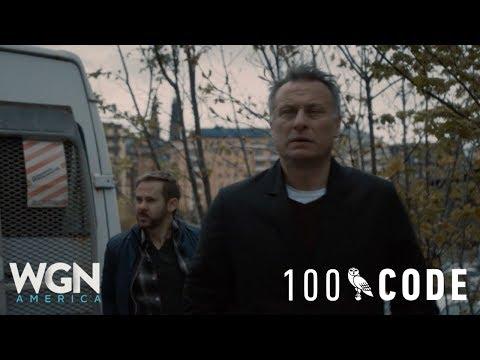 WGN America's 100 Code: Hunt