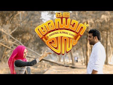 Oru Adaar Love | Wedding Teaser | SHIFNA -AJMAL foryoumediaproduction