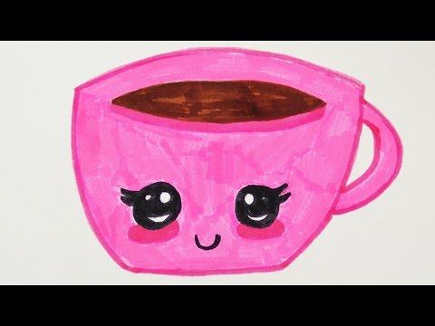kawaii-tasse-mit-kakao-zeichnen-|-diy-mal-ideen-für-geburtstags-karten-und-einladungen