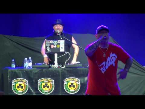 House Of Pain - Just Another Victim (Live) @ Zagreb RockFest 2017