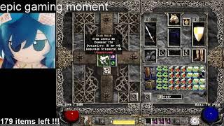 Diablo II Holy Grail - Vampire Gaze (325 of 502)