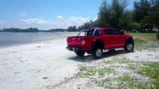Ford Ranger T6 - Beach Play 1