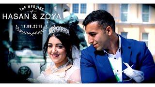Dawata Ezdia HASAN & ZOYA Berlin 2018 Езидская свадьба