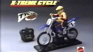 Tyco RC XTreme Cycle Ad (2000)