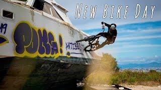 New Bike Day - Arcade 2020 - John Langlois