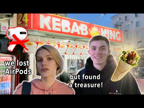 Exploring street food in the Far East of Russia 🇷🇺