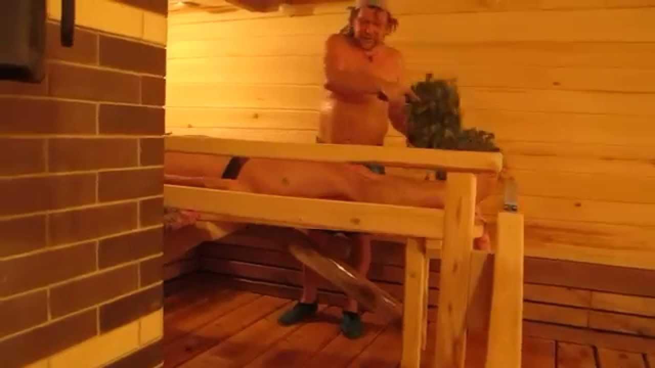 баня русская фото
