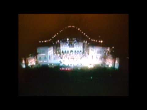 Los diferentes escenarios del Festival de Viña (1978 - 1990)