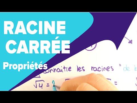 Racine Carrée 3eme - Propriété Fondamentale - Mathrix