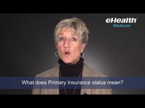 What Does Primary Insurance Status Mean Medicare Faqs