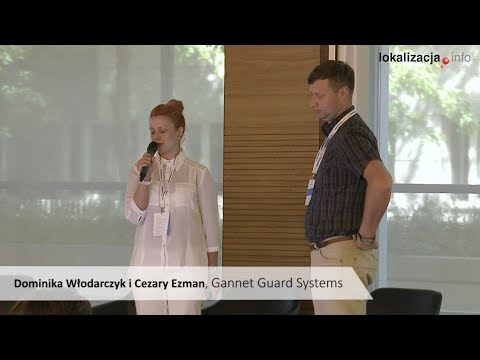 Gannet Guard Systems podczas Navigation Trends 2013