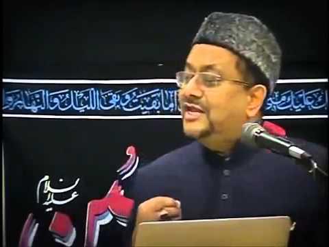 Karbala ma hun hate   Gujrati Poem by Dr Hasnain Walji