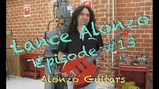 Episode 12: Lance Alonzo - Luthier - Car Enthusiast