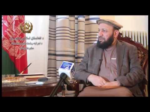 Eng Mohammad Khan Interview with Pajhwok