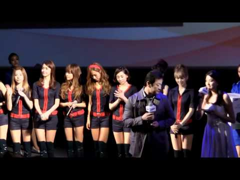 [Fancam] 110423 SNSD@Samsung Fan Meeting In Beijing
